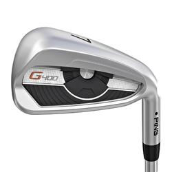 Set golf irons heren rechtshandig Ping G400 5/PW grafiet regular