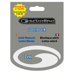 Latex elastiek voor vissen met vaste stok 2,1 mm - 7 m