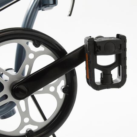 Tilt 120 Folding Bike Grey