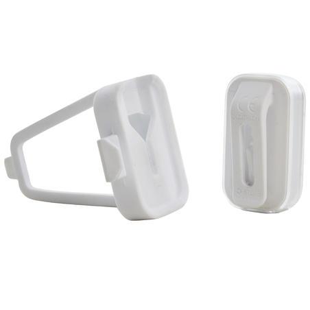 CL 500 LED Front/Rear USB Bike Light - White