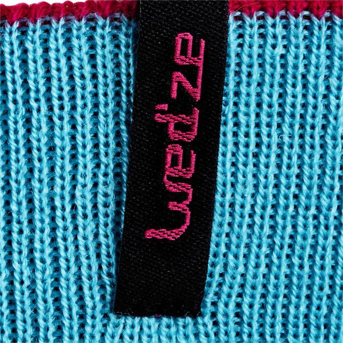 Stirnband wendbar Reverse Kinder rosa/blau