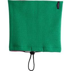Nekwarmer Reverse groen/roze
