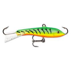 Kunstaas voor roofvissen Jigging Rap W5 Glow Tiger 9 g
