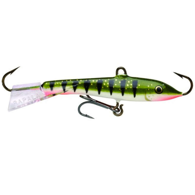 JIGGING LURES ALL PREDATORS Fishing - JIGGING RAP W7 NP 18 G RAPALA - Fishing