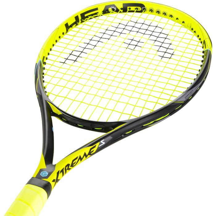 Tennisracket Head Extreme S zwart/geel