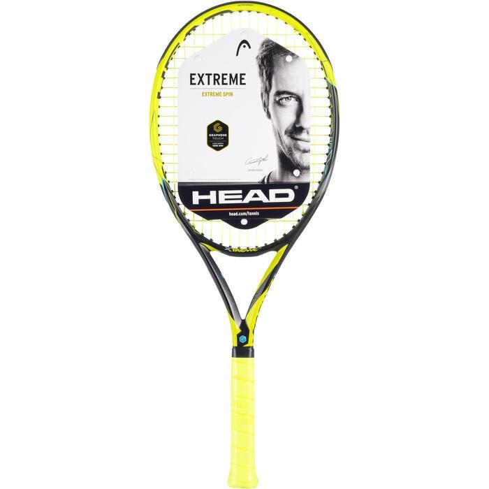 RAQUETTE DE TENNIS HEAD EXTREM S NOIR JAUNE - 1250036