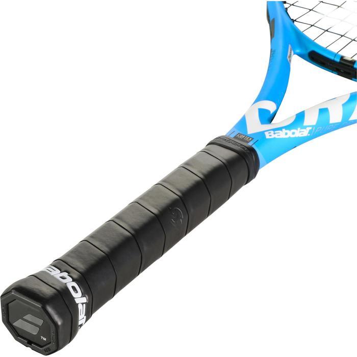Tennisschläger Pure Drive Team besaitet blau/schwarz