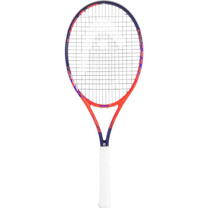 Tennisschläger Radical MP Erwachsene orange/blau
