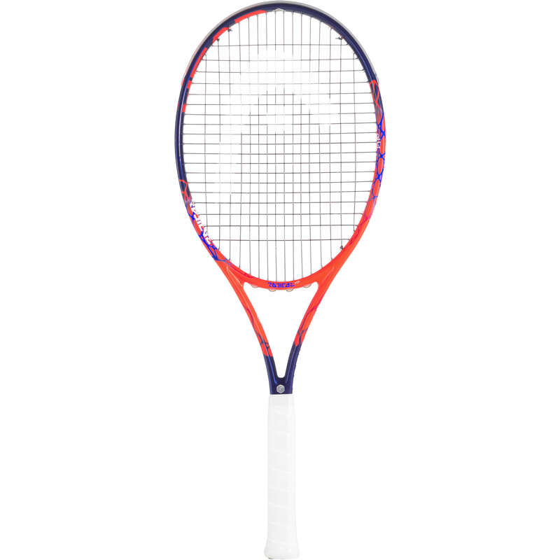 ADULT ADVANCED RACKETS Tennis - Radical MP - Orange/Blue HEAD - Tennis