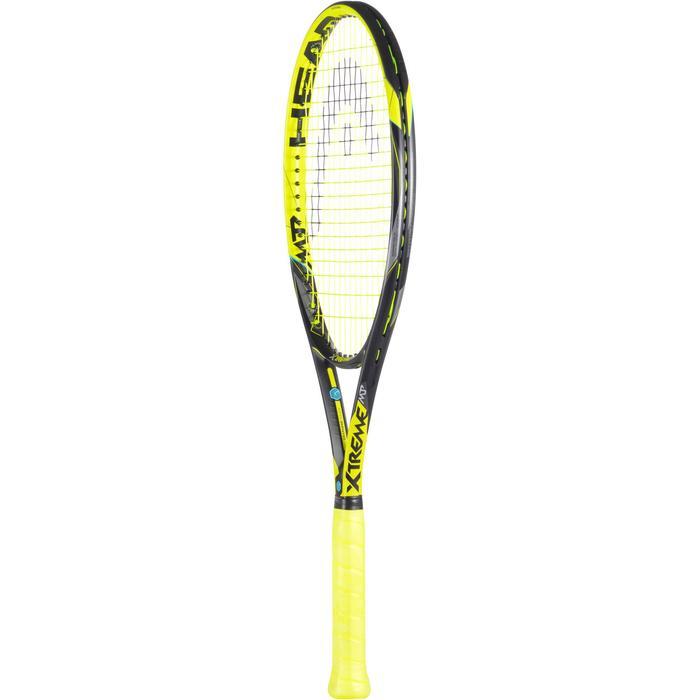 Tennisschläger Extrem MP gelb/schwarz