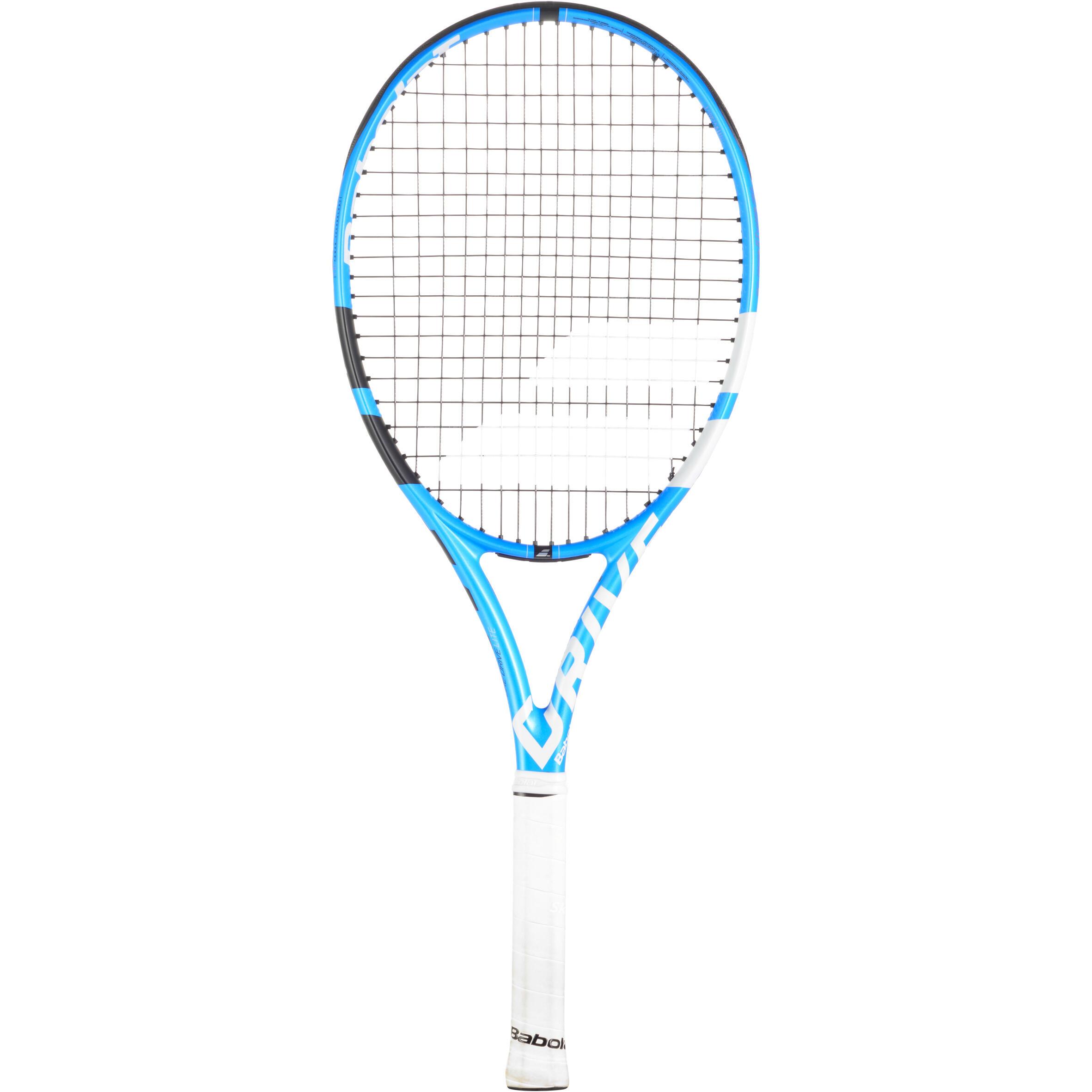 Raquette tennis adulte pure drive lite bleu noir babolat