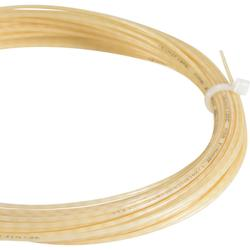 CORDAGE DE TENNIS MULTIFILAMENTS X ONE BIPHASE 1.24mm NATUREL