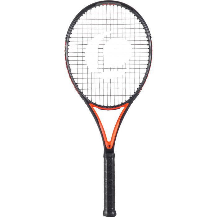 TR900 Adult Tennis Racket - Black/Red
