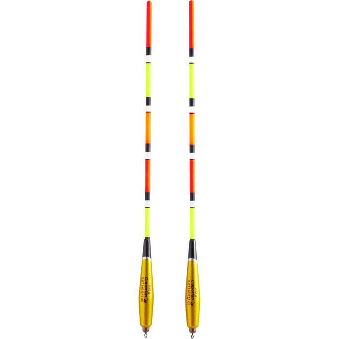 Dobber voor matchvissen Distance -5 2+2 g