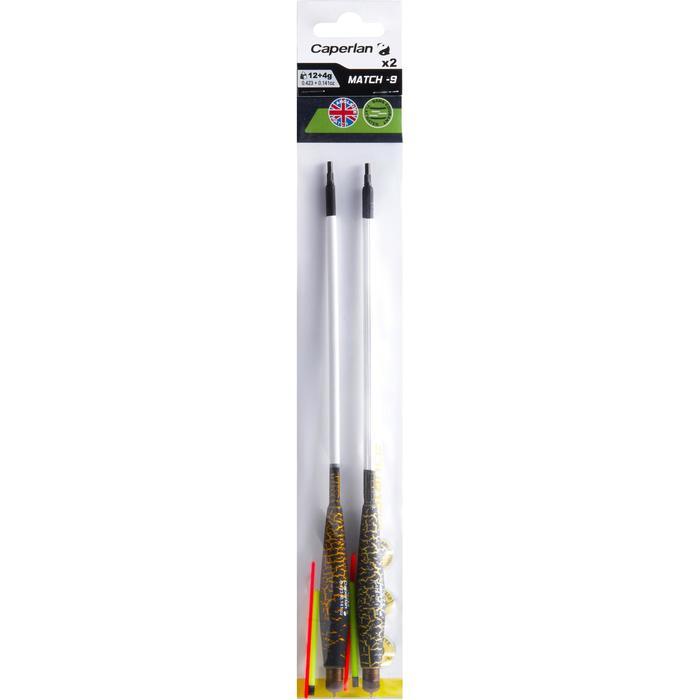 Dobber voor matchhengelen Distance-9 12+4 g