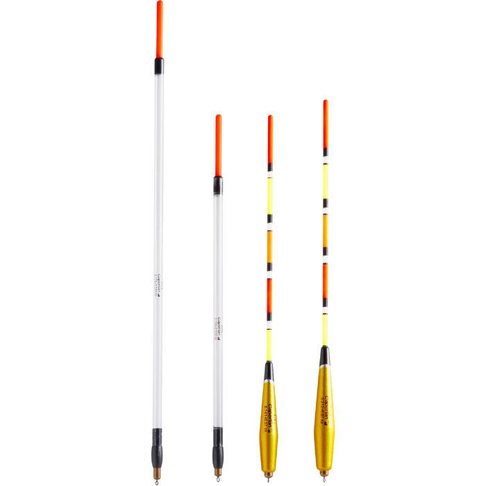 Set dobbers voor matchvissen Float Match 2018