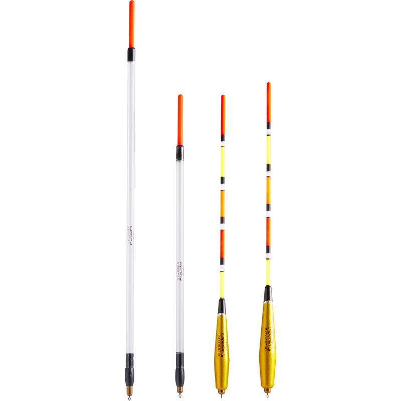 Set dobbers voor matchvissen Float Match