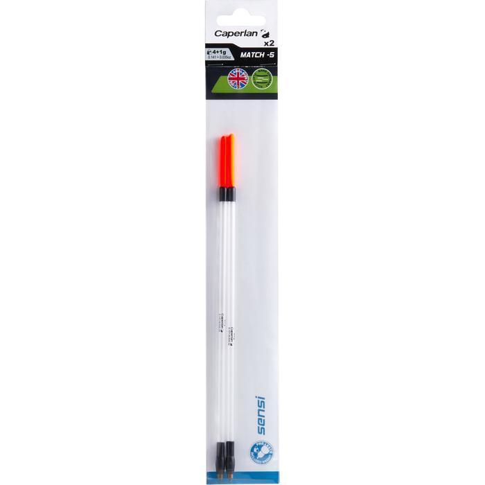 Dobber voor matchvissen Sensi-5 4+1 g