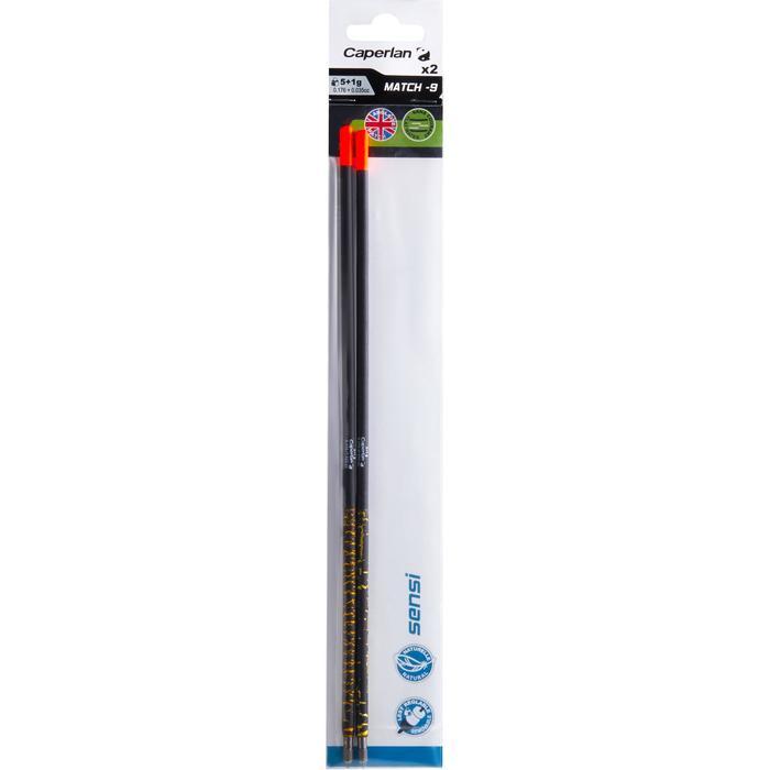 Dobber voor matchhengelen Sensi-9 5+1 g