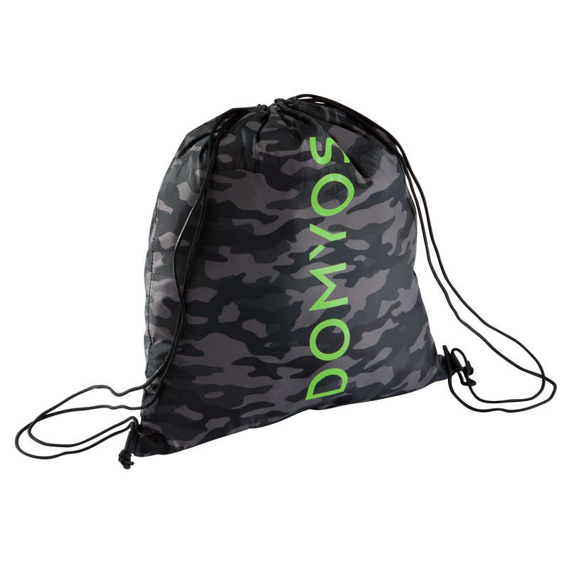FITNESS CARDIO BOTTLE TOWEL SWEATING Fitness and Gym - Foldable Fitness Shoe Bag DOMYOS - Fitness and Gym