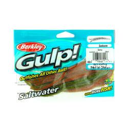 Kunstaas voor zeevissen Gulp sandworm camo