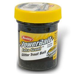 Forellendeeg Natural Scent glitter zwart parelmoer