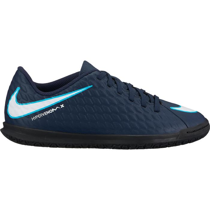 Chaussure futsal adulte Hypervenom bleue - 1250709