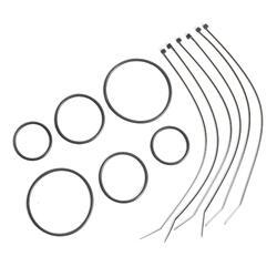 Set bevestigingen voor fietscomputer