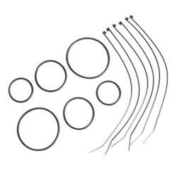 Universal-Befestigungsset für Fahrradcomputer