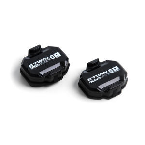 B'TWIN Sensor de velocidade e cadência BT & ANT+