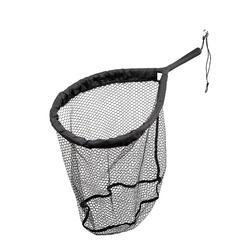 EPUISETTE PÊCHE AU POSE DES CARNASSIERS Pro Finezze Rubber Mesh Net