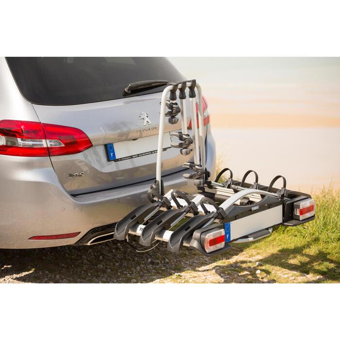 Platform fietsdrager voor trekhaak Euroway 3 fietsen 923 - 1250985