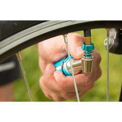 Inflador CO2 + Cartucho 16 G Ciclismo Btwin