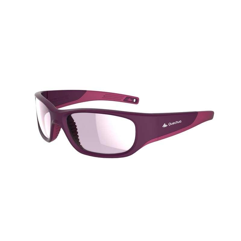 Gyerek napszemüveg, távcső Túrázás - Napszemüveg T5500, 4. kat. QUECHUA - Túrázás