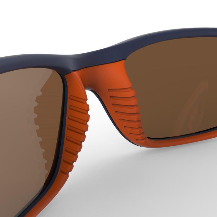 Sonnenbrille MH T 900 Kategorie 4 Kinder von 9-11 Jahren blau polarisierend