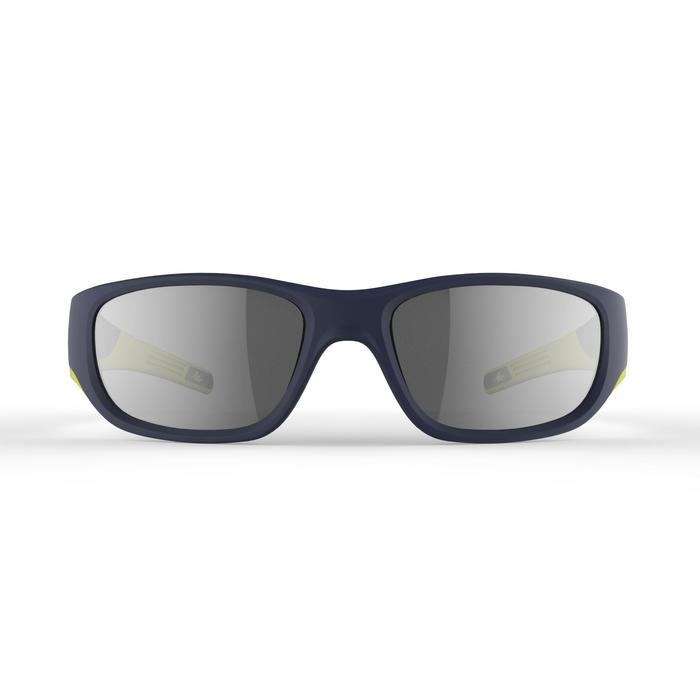 Zonnebril voor kinderen 9-11 jaar MH T 900 blauw categorie 4