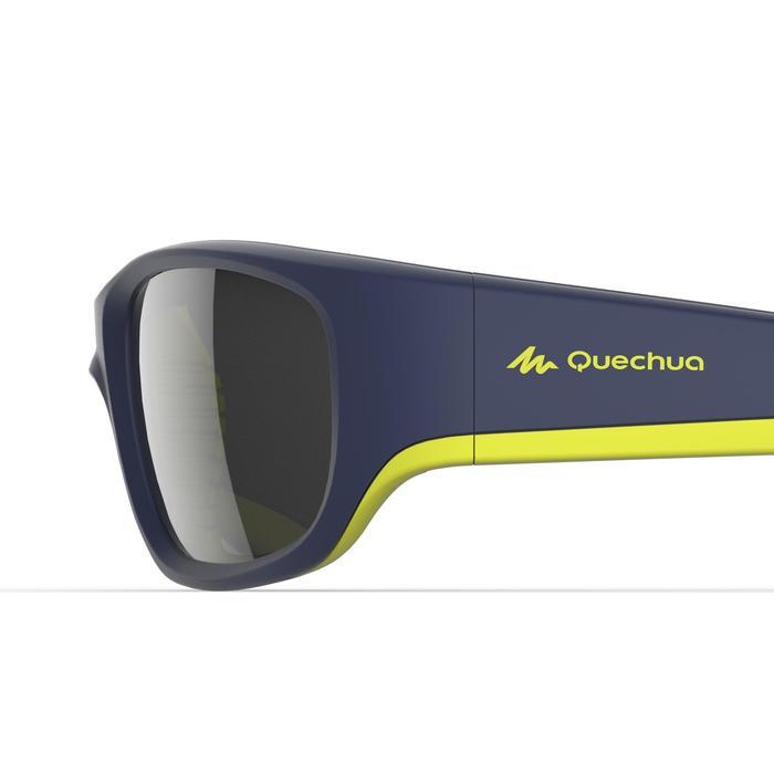 Gafas de sol de senderismo niños 9-11 años MH T 900 azules categoría 4