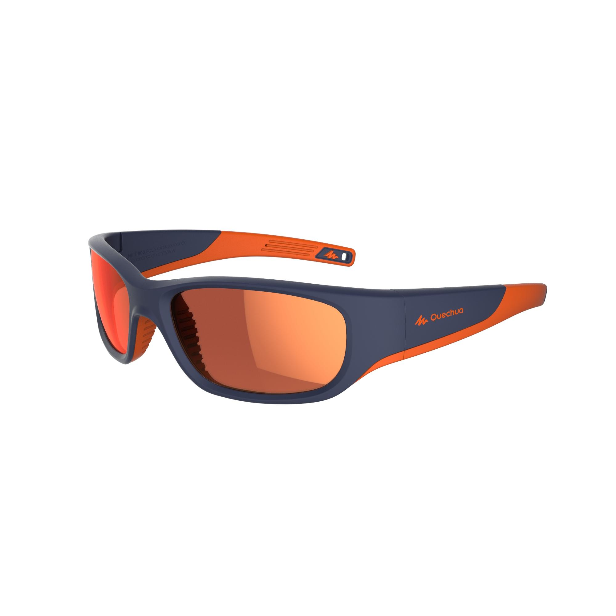 Lunette Kalenji Orange Enfants