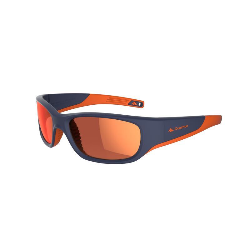 Gafas de Sol Polarizadas Niños Montaña y Senderismo MH T550 Más de 10 años Cat 4