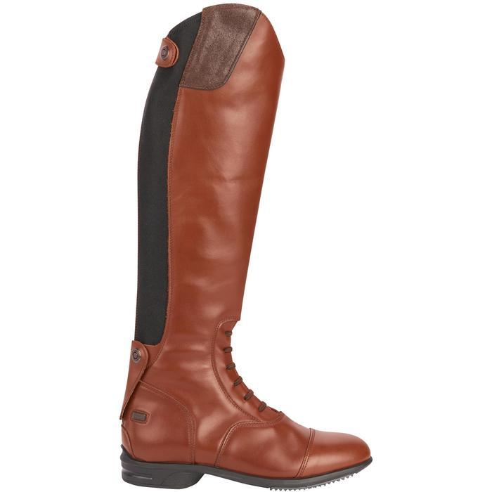 Bottes cuir équitation adulte LB 900 - 1251309