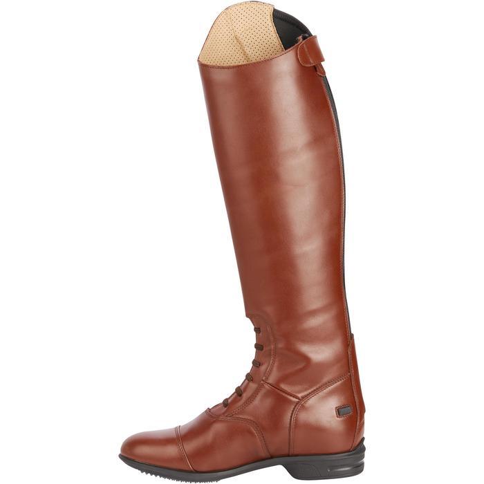Bottes cuir équitation adulte LB 900 - 1251310