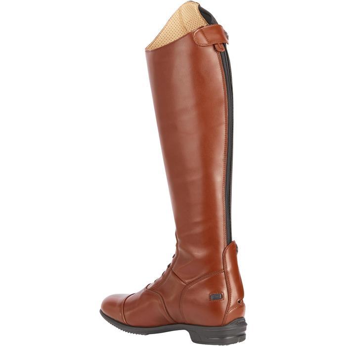 Bottes cuir équitation adulte LB 900 - 1251311