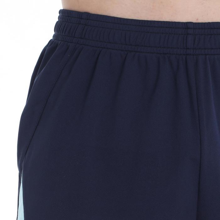 Shorts 830 Badmintonhose Herren hellblau