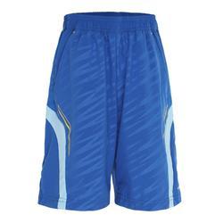 860 Kids' Badminton Shorts - Navy/Green