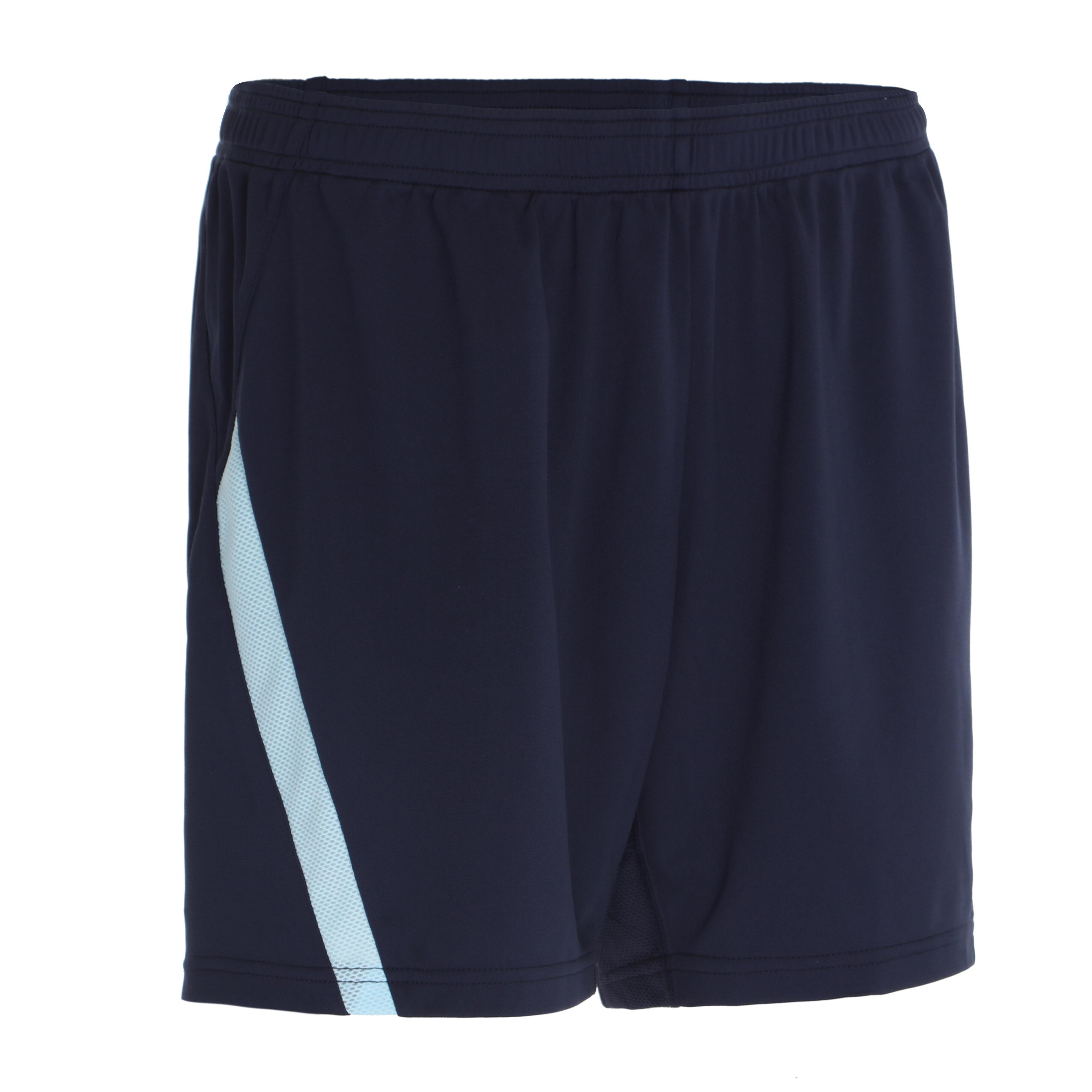 Artengo Damesshort voor badminton 830 lichtblauw