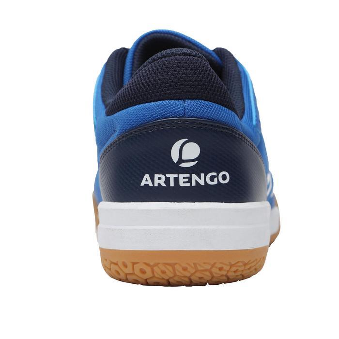 Chaussures de BADMINTON Artengo BS730 Man Bleu Blanc - 1251583