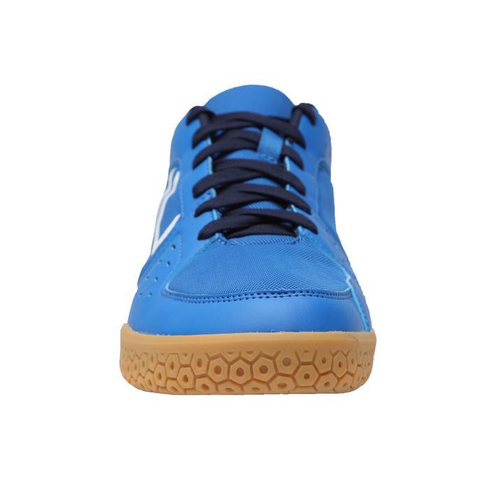 Chaussures de BADMINTON Artengo BS730 Man Bleu Blanc - 1251585