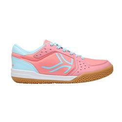 BS730 Lady Women's Badminton Shoes - Pink/Biru