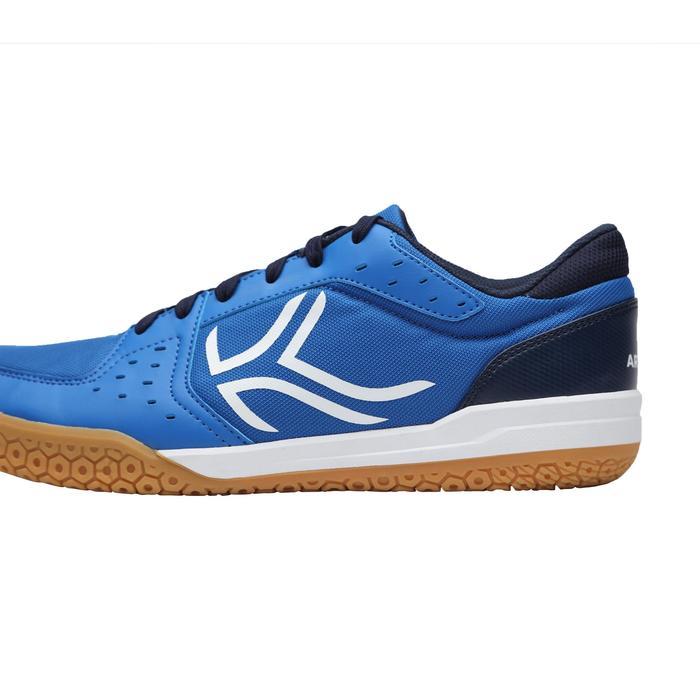 Chaussures de BADMINTON Artengo BS730 Man Bleu Blanc - 1251598
