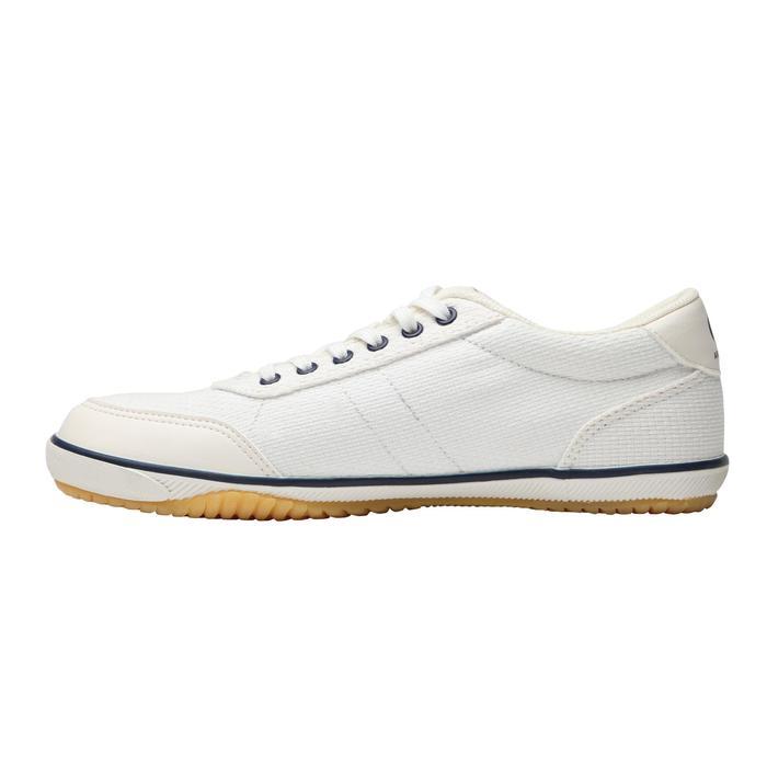 BS700 Lady Women's Badminton Shoes - White/Blue